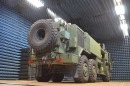 Military Vehicle Testing