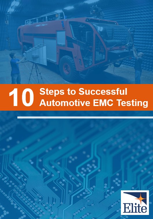 10 Steps to Successful Automotive EMC Testing