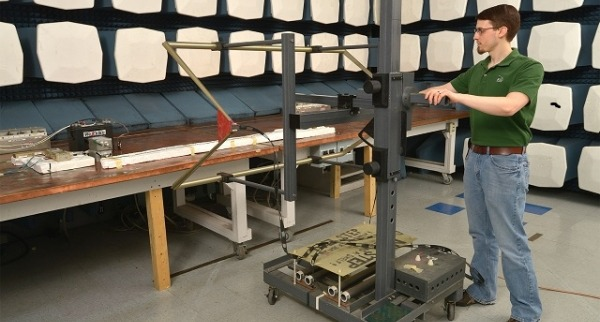 EMC testing for military equipment