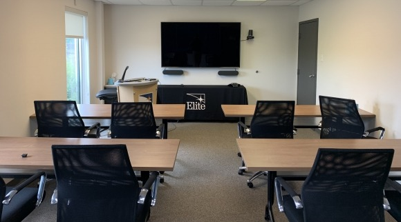meeting room at elite