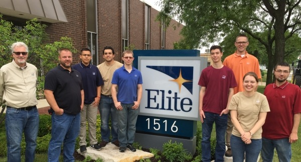 Elite's new employees summer 2016
